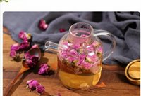 Wholesale 50g Rose bud Tea Yunnan Fragrant Flower Tea For Health Care the products fragrance rose buds skin food