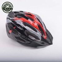 Wholesale Segurança Marca de Topo Mulheres homens Mountain Bike BMX Capacete Popular Colorido Bicicleta de Estrada Capacete