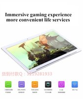 Wholesale Quality goods inch Tablet PC Mobile phone Android system G Internet access Call navigation multi language Quad core