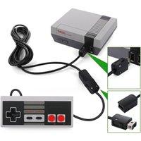 Precio de Extensión del controlador-Fábrica directa! 5.9 pies 1.8Meter NES Classic Edition Controlador Extenso Cable Mini NES Extender Cable de Extensión Cable de Extensión