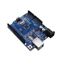 achat en gros de arduino cas uno-Plaque de base pour Arduino Uno R3 Case Enclosure No Cable Vehicle Accessories