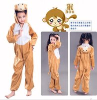 lapin chinese zodiac achat en gros de-New Arrive Animal Chinois Zodiac Rat Rabbit Dragon Cosplay Pyjama Halloween Onesie Costumes Collection de vêtements de fête de noel