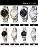 al por mayor datación directa-Reloj de cuarzo Reloj de los hombres directos del reloj de los pares de la fábrica de la marca de fábrica de FEDYLON Cuarzo con la fecha WH07