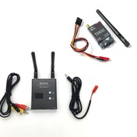 automatic av switch - TS832 G mW Channel AV Transmitter Module RD945 Receiver Automatic switching Built in Dual Receiver for FPV Multicopter RC Toys Part