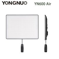 air stocking video - In Stock NEW YONGNUO YN600 Air Led Video Light Panel K and K K Bi color Photography Studio Lighting