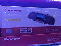 Wholesale Dashcam Car DVRS single Camera lens X1296p FPS quot TFT External IR Rear Camera r Car DVR Original