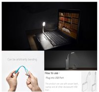 Wholesale Color Mini USB LED Light Portable LED Night Lights for power bank for Laptop PC computers