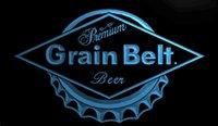 beer grains - LS809 b Grain Belt Beer Neon Sign jpg