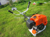 agricultural machines - Heavy Duty cc Petrol Powered Grass Rice Wheat Cutter Harvest Cutter Brush Cutter Cropper Garden Tools Agricultural machine