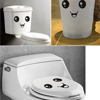 best choice faces - Cute Smiling Face Stickers Bathroom Waterproof Toilet Stickers Closestool Stickers Your Best Choice