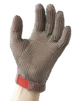 Wholesale Professional Manufacturer offered Ring Mesh Cut Resistant Gloves used for meat cutting processing Min Order Quantity Piece