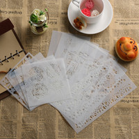 Wholesale PC Reusable Stencil Airbrush Painting Art DIY Home Decor Scrap booking Album Craft