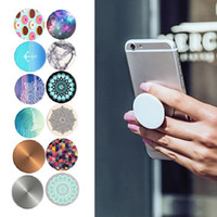 Wholesale Universal Pop Socket Phone Mount For iPhone For Xiaomi Redmi Note MI5 For Huawei Phone Holder Expanding Stand PopSocket Car Mount
