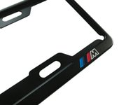 Wholesale M Power Style Metal License Plate Frame Series M3 M4 Fit For BMW