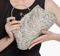 Wholesale Blasting scarce multicolored retro handbag bag embroidered bag evening bag