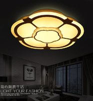 Wholesale Ceiling lights Material iron acrylic Size diameter85 cm led light source Color temperature white light warm light nature light