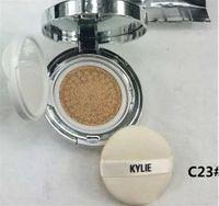 Wholesale Kylie Air Cushion BB Foundation Cream highlighter makeup kylie jenner concealer Whitening Moisturizing Cushion BB Cream
