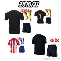 Wholesale Customized Thailand Quality Soccer Children s adultJersey Rugby Wear football jerseys clothes Ball socks
