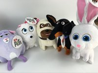 baby doll manufacturers - 20 cm Love dandle big Secret plush toys The Secret Life of Pets pet baby doll on The spot for children Gifts manufacturers