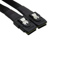 Wholesale High quality Internal Mini SAS pin To Mini SAS Pin SFF HDD Data Cable M for Servers