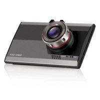 Wholesale Latest P HD quot Mini Dashcam Car DVR Camera Dash Cam Video Recorder Night Vision G sensor Dvrs Parking Video Gray