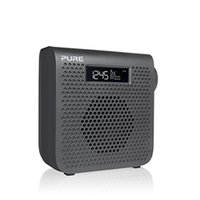 Wholesale Pure UK Pure One Mini Series Portable DAB Digital And FM Radio Graphite