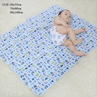 bamboo fitted sheet - 2017 Diaper Waterproof Baby Changing Pads Baby Urine Mat Bamboo Sheets With Fitted Sheet Baby Change Mat Changing Pad Size