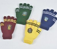 Wholesale New Costume Gloves Gift Harry Potter Gloves for Christmas Gift for Women Men Accessory Christmas Gift for Adult