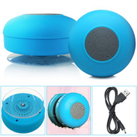 audio note - Portable Shower Waterproof Bluetooth Speaker Mini Wireless Bluetooth Handsfree Speakers for iPad iphone plus s Samsung note Dropshiping