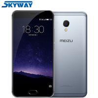 Wholesale Meizu MX6 MX Global Version M685H MTK Helio X20 Deca Core Mobile Phone quot GB RAM GB ROM x1080 IMX386 MP Camera