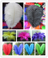 Cheap Wedding Wedding Best Other Holiday Supplies Rose Red Ostrich feather