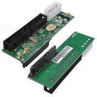 ata pata ide - YOC quot quot Drive Pin Serial ATA SATA to PATA IDE Card Adapter Converter New