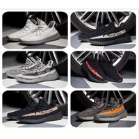 Wholesale 100 REAL SPLY Boost V2 Kanye West New Collection Beluga BB1826 Glow In The Dark BB1829 Men Women Shoes boost sply size11