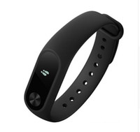Wholesale Original Xiaomi Mi Band MiBand Smart Wristband Bracelet Fitness Tracker Heart Rate Monitor OLED Display for Phones