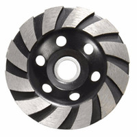Wholesale 100mm Diamond Grinding Cup Wheel Disc for Concrete Granite