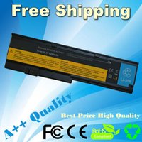 Wholesale mAh Cells Laptop Battery For IBM LENOVO ThinkPad X200 X200s X201 X201i X201s T4834 T4835 R9254 ASM T4537