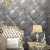 Wholesale D stereo imitation flexpack PVC wallpaper living room bedroom aisle Hotel TV background wall Papel de parede R419