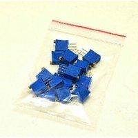 Wholesale Variable Resistors potentiometer values W101 W102 W103 W104 ohm K