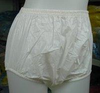 Wholesale ADULT BABY incontinence PLASTIC PANTS P005