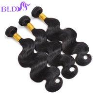 Top Quality Remy Peruvian Virgin Cheveux Corps Wave Natural Weave Bundles Cheveux Extension Peruvian Corps Wave Cheveux 8-26 pouces Disponible