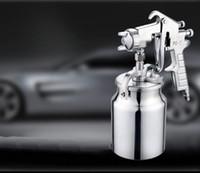 Wholesale Good price PQ pneumatic mm puzzle size spray gun under the pot of pneumatic tools household spray paint spray gun