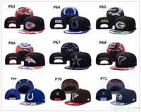 Wholesale Hot Fashion basketball Snapback Hats sports All Teams Caps Men Women Adjustable Football Cap Size Drop Shipping More Than style