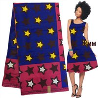 african textile patterns - BMM super star pattern african textile java wax print fabric high quality for party dress yard TJ