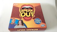 best mother board - Speak Out Best Selling Hottest Family Catch Phrase Board Game Interesting Party Mother Daughter Game Party Game