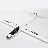 Cheap Wholesale-Volantex ASW28 ASW-28 2540mm Wingspan EPO RC Sailplane Glider Airplane PNP Version