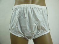 Wholesale ADULT BABY incontinence PLASTIC PANTS P004