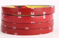 Wholesale 6mm m m mm15mm mm m M Auto Truck Car Acrylic Foam Double Sided Attachment Tape Adhesive