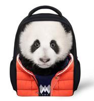 achat en gros de sac de sport animal-Cool Enfants Sac à dos 3D pour animaux