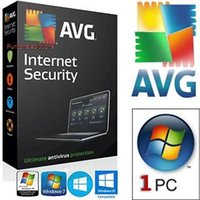 Wholesale AVG Internet Security User Year Serial Number Key License Activation Code Available to