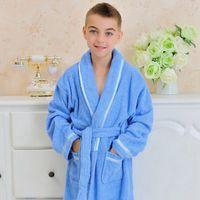 Wholesale Child cotton with a hood bath towel cartoon bathrobe towel fleece cartoon cap boys and girls bathing bath spa bathrobes christmas winter